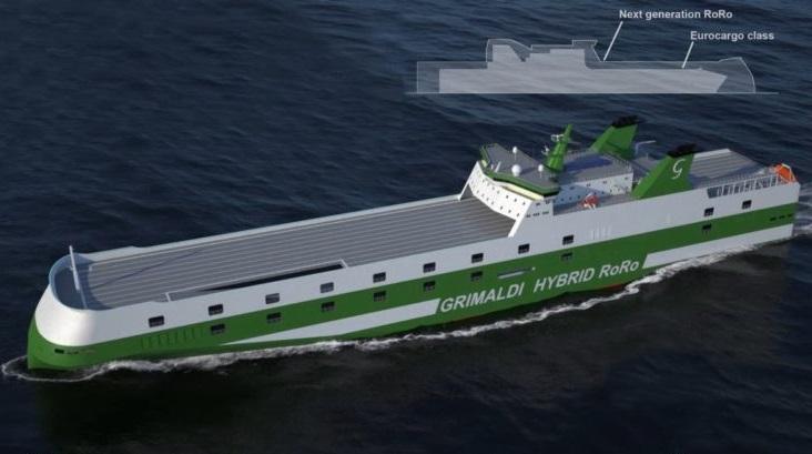 Kongsberg firma contrato para dotar de equipamientos a nueve buques Ro-Ro híbridos