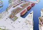 Estados Unidos: Inician última fase de remodelación de Middle Harbor Terminal en Puerto de Long Beach