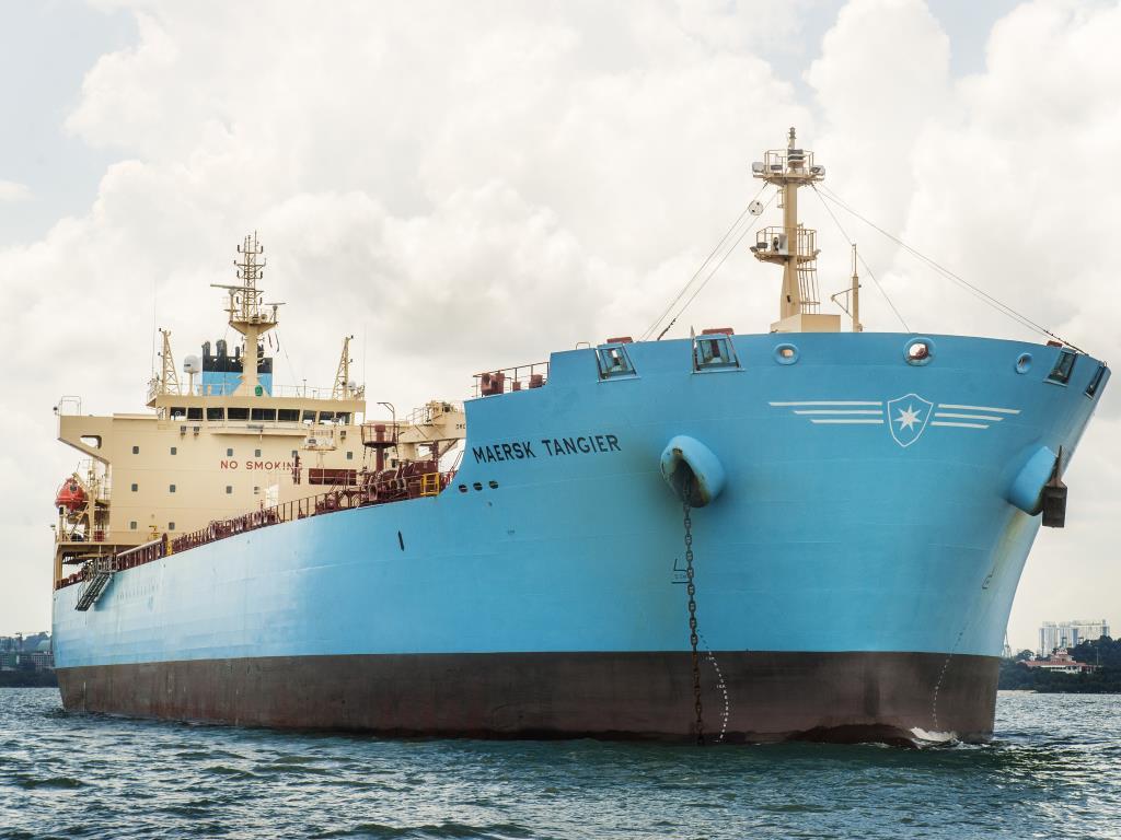 Maersk Tankers firma acuerdo para impulsar su gestión de datos digitales