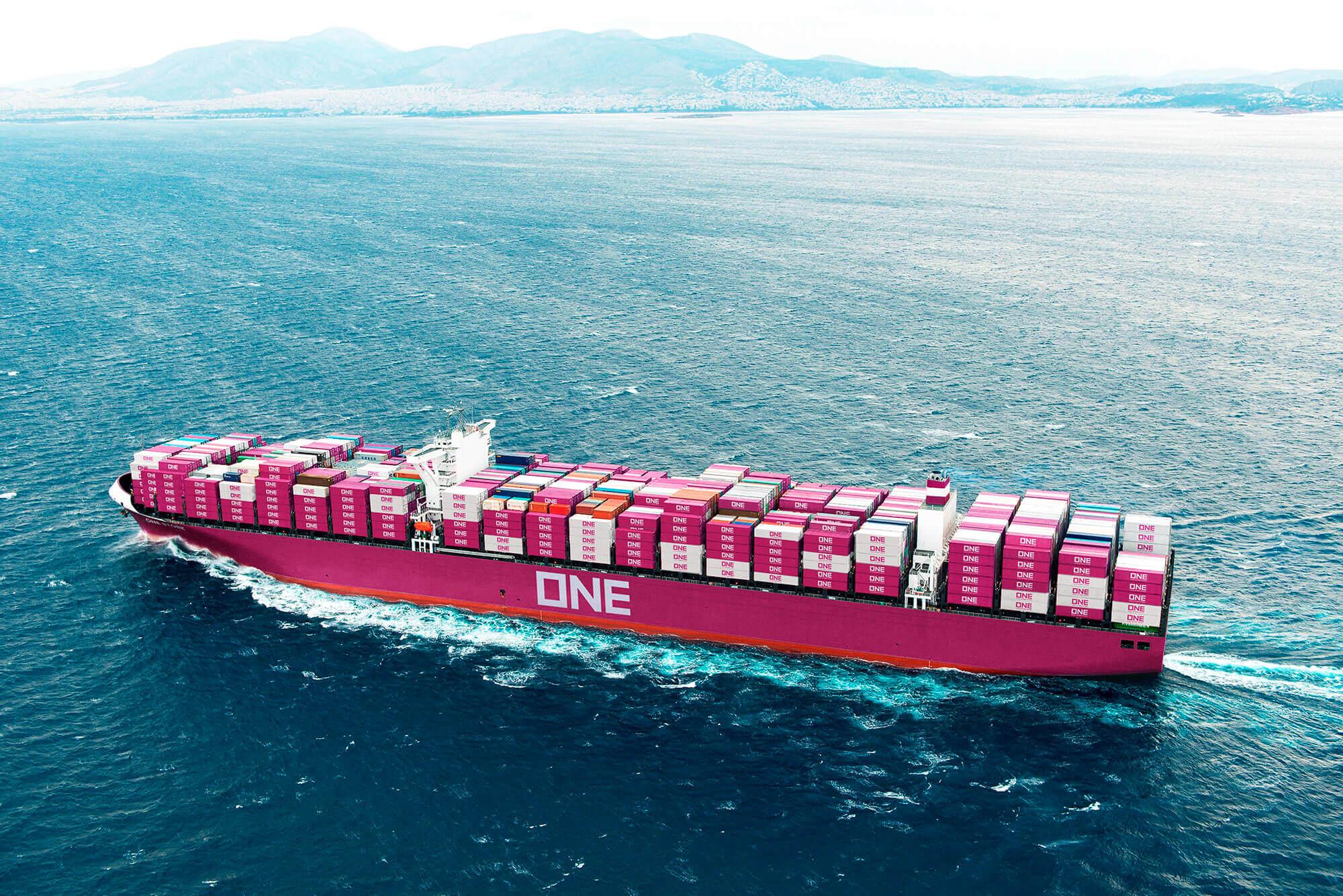 ONE elige combustible bajo en azufre para cumplir con nuevas reglas medioambientales de la OMI