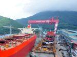 Astillero surcoreano STX intenta vender activos para seguir en funcionamiento