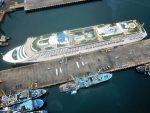 Ecuador: Terminal de Pasajeros de Manta presenta 85% de avances en su construcción