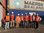 Puerto Angamos recibirá piezas de Parque Solar que se construye en Argentina