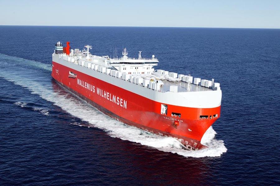 Wilhelmsen instalará depuradores en 20 de sus buques