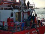 Autoridad Marítima realiza inspección fuera de rutina a buque Saint Brandan