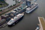 Países Bajos: Puerto de Ámsterdam recibe 74 cruceros durante primer semestre