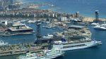 Puerto de Barcelona retira 10 metros cúbicos de combustible vertidos en el muelle Ponent Nord