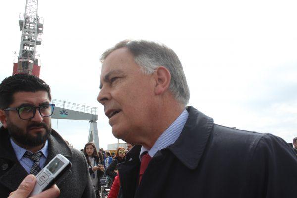 """Presidente de EPV dice tener """"expectativas altas"""" sobre la votación del T2 en la Comisión de Evaluación Ambiental"""