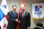 Panamá y China acuerdan avanzar en memorando de entendimiento en temas marítimos
