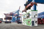 [Video] HHLA, Hapag-Lloyd y Becker Marine prueban fuentes de energía alternativa para buques