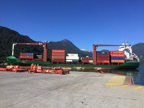 Exportaciones de la Región de Aysén caen 9,2% en junio