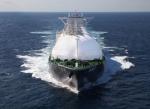 K Line bautiza nuevo buque transportador de GNL