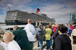 Terminal de Cruceros de Liverpool registra récord en movimiento de pasajeros