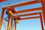 Eslovenia: Puerto de Koper ordena 5 nuevas grúas eléctricas RTG a Konecranes