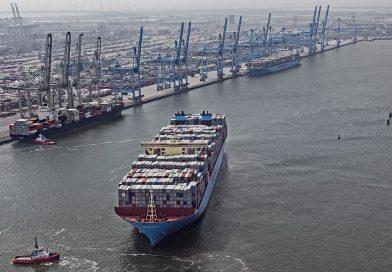 Video: Puerto de Rotterdam recuerda sus mayores hitos de este 2020