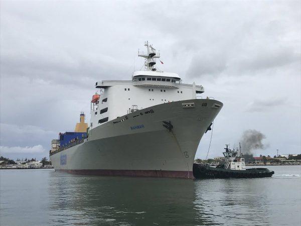 Matson reanuda operaciones en los puertos de Hawái