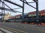 Pasha Hawaii vuelve a operar en puertos hawaianos tras paso del huracán Lane