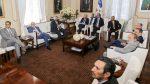 Presidente de República Dominicana recibe informe para reparación del Puerto de Manzanillo