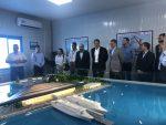 Presidente de Panamá visita Terminal de Cruceros de Amador
