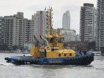 Wilson Sons Estaleiros entrega tercer remolcador a SAAM Smit Towage