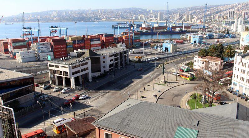 Puerto Valparaíso integrará directorio de la Asociación Logística de Chile  - PortalPortuario