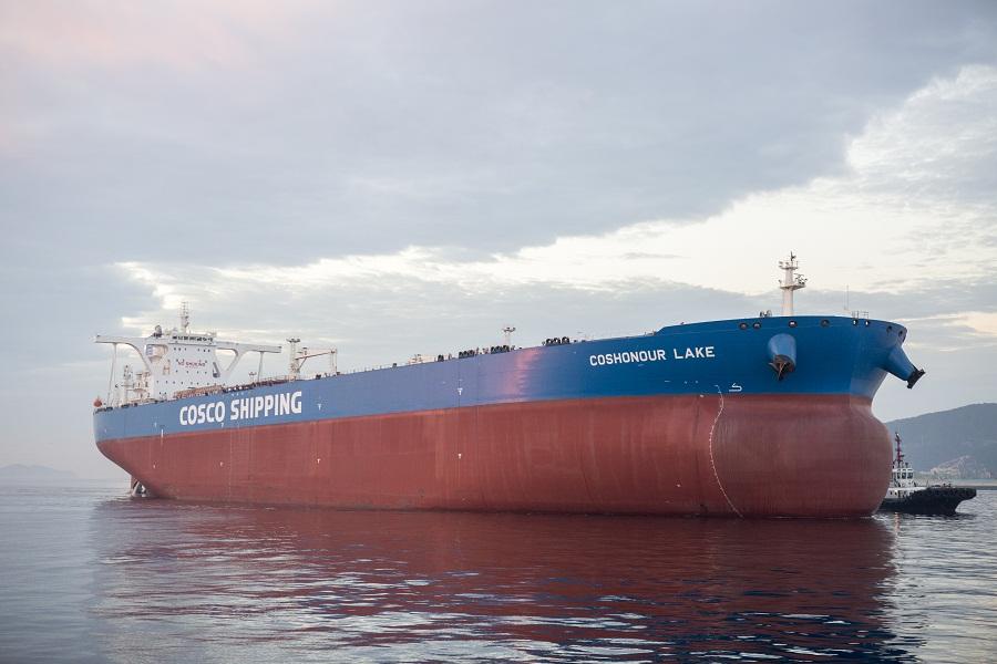 Cosco Shipping Tanker suma dos nuevos buques a su flota