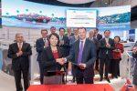 DSIC firma acuerdo para diseñar buque de 23.000 TEUs alimentado por GNL
