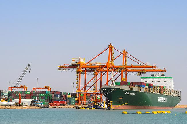 Irak: ICTSI expandirá su terminal en el Puerto de Umm Qasr