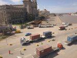 Puerto Buenos Aires recibe el primer bitren con contenedores