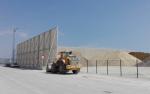 España: Puerto de Castellón instala nuevas barreras cortavientos para impedir la propagación de polvo