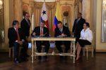 Presidentes de Colombia y Panamá acuerdan potenciar rutas de cruceros conjuntas