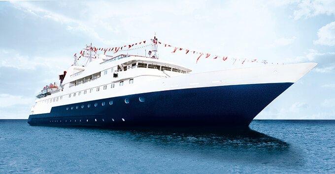 """Concluyen """"revitalización"""" del crucero Celebrity Xpedition"""