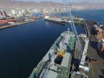 Finalizan embarques de concentrados a través del galpón TEGM de ATI en Puerto Antofagasta