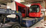 Australia: Höegh Autoliners transporta los vagones de la nueva red de tranvías de Newcastle