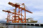 OPC y Presidente de Honduras inauguran nuevo muelle en Puerto Cortés