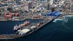 ATI realiza balance positivo de la primera jornada de limpieza de calles aledañas al puerto