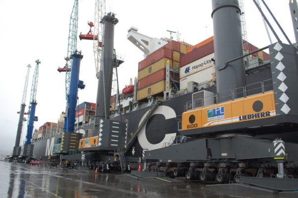 Portuarios de DP World Lirquén ponen fin a paro al descartarse casos de Covid-19