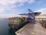 Grecia: Cosco aspira convertir al terminal de contenedores del Pireo en el líder del mediterráneo