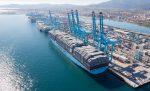 España: Puerto de Algeciras registra 4.4 millones de TEUs transferidos hasta noviembre