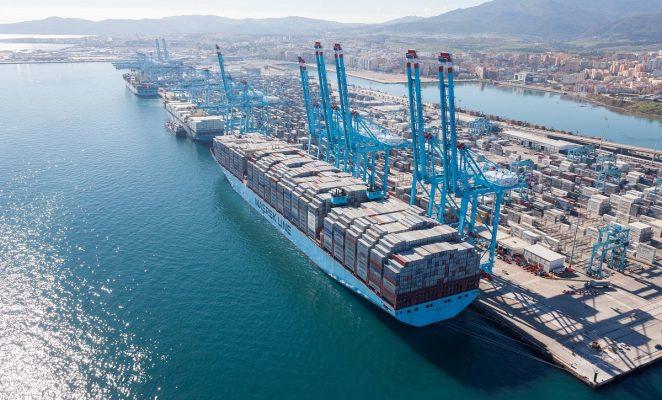 España: Puerto de Algeciras moviliza 71,7 millones de toneladas a agosto