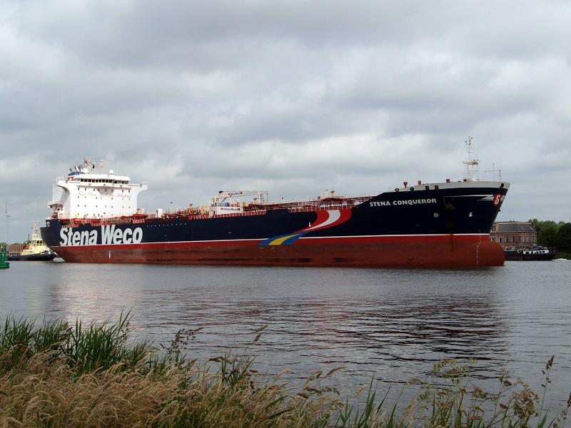 Petrobras contrata dos buques tanque de Stena Bulk