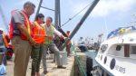 Ecuador: Presidenta de Comisión de Fiscalización constata trabajos de reconstrucción en Puerto de Manta