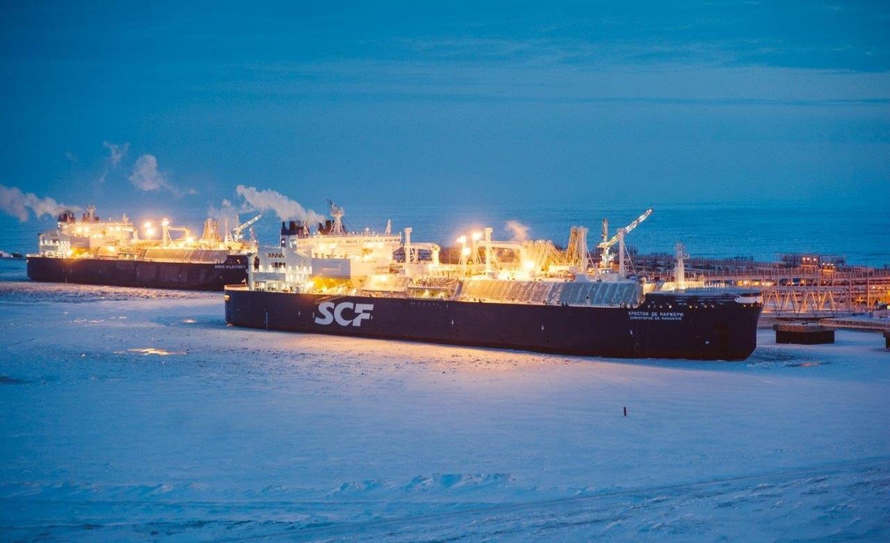 MOL y Marubeni firman acuerdos para desarrollar terminales de transbordo de GNL en Rusia