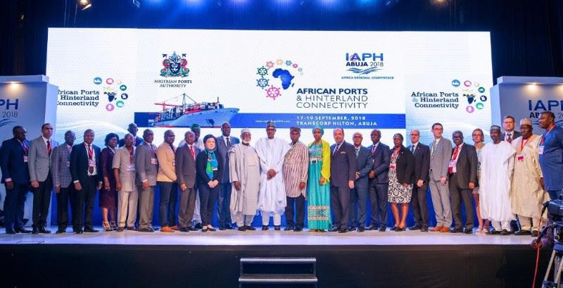 IAPH celebra en Nigeria su primera conferencia regional africana