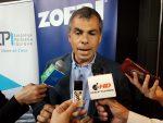 """Alcalde Soria: """"Tenemos que convertirnos en la principal puerta de entrada y salida para Sudamérica del mercado del Asia-Pacífico"""""""