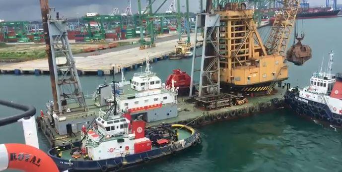 Boluda Towage and Salvage colabora en construcción del Panamá Colón Container Port