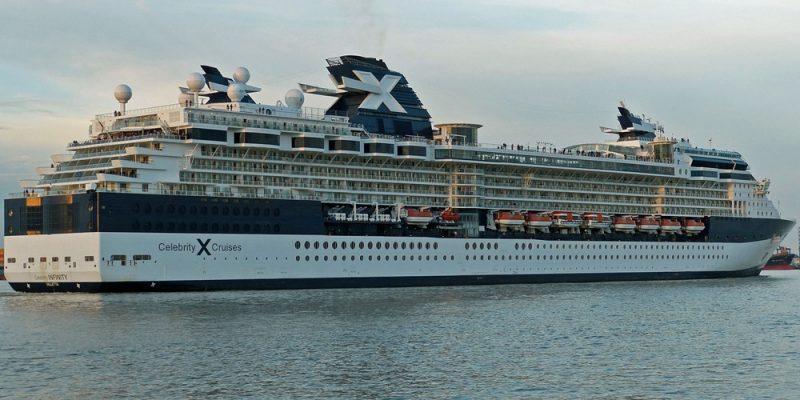 Crucero Celebrity Infinity omite escala en Costa Rica por huelga generalizada