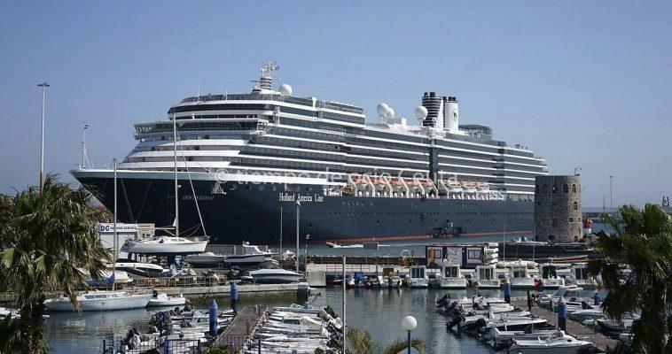 España: Gobierno de Ceuta propone pagar parte de las tasas portuarias para atraer llegada de cruceros