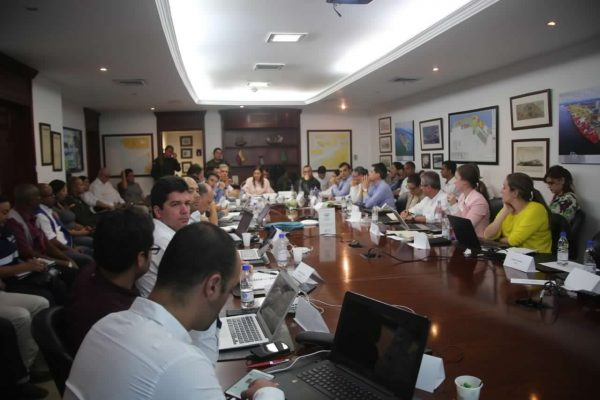 Colombia:Gobierno lidera mesa de trabajo para solucionar trabas en comercio exterior del Puerto de Buenaventura