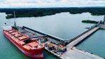 Colombia: Terminal Compas Aguadulce realiza embarque récord de carbón desde Buenaventura